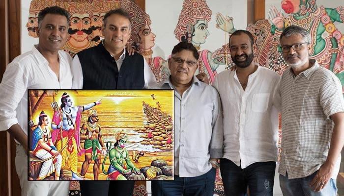 allu aravind,ramayana,hrithik roshan,nayanatara,anushka,  అల్లు 'రామాయణ' మూవీలో నటించేది వీరే!