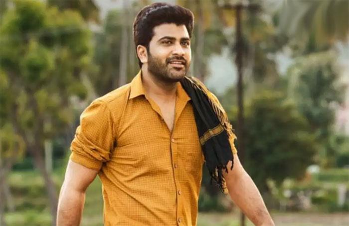 sharwanand,sreekaram,movie,troouble,business problem  శర్వా.. శ్రీకారంకు సినిమా కష్టాలు..!