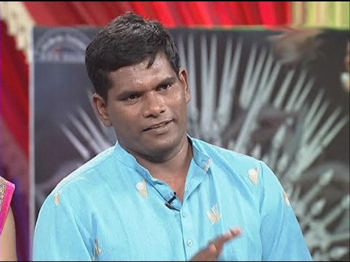 chammak chandra,back,jabardasth,comedian  'చమ్మక్ చంద్ర' కూడా వెనక్కి వచ్చేశాడు