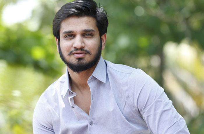 chiranjeevi,nikhil,arjun suravaram movie,hopes  చిరు బూస్ట్ ఇచ్చాడు.. ఈ హీరోకి హిట్టొస్తుందా?