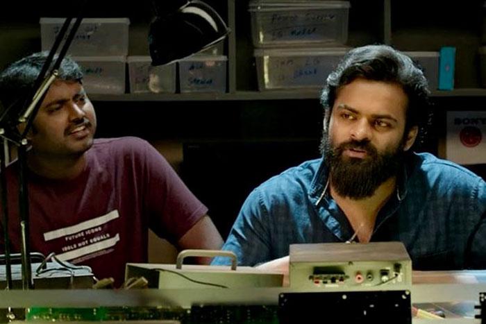 sai dharam tej,chitralahari,teaser,release  చిత్రలహరి టీజర్: ఏదైనా సరే ఆదివారమే..!