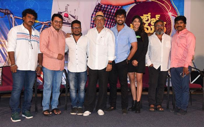 sai kumar,college kumar,trailer,launch  డైలాగ్ కింగ్ వదిలిన 'కాలేజ్ కుమార్' ట్రైలర్