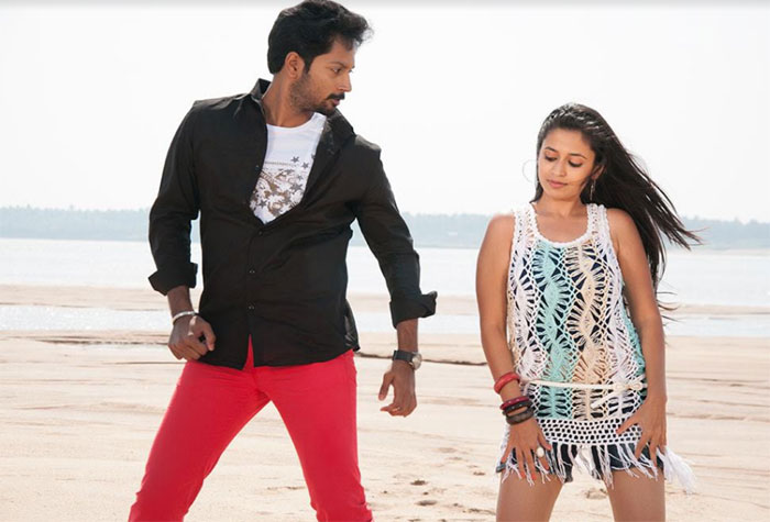 dhamki movie,latest,update  'థమ్కీ' షూటింగ్ పూర్తయింది