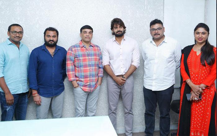 dil raju,guna 369,movie,1st song,released  దిల్ రాజు చేతుల మీదుగా 'గుణ 369' ఫస్ట్ పాట