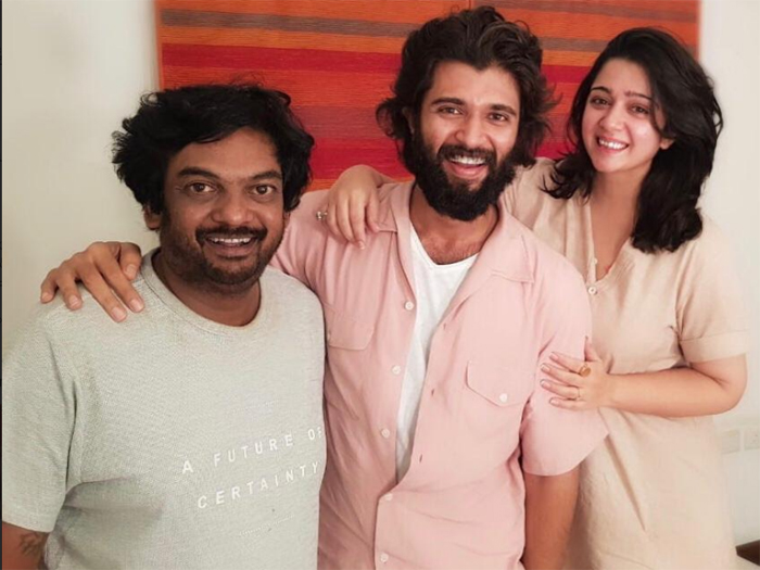 director,puri jagannadh,vijay deverakonda,new film,charmi  అఫీషియల్: పూరీతో విజయ్ దేవరకొండ