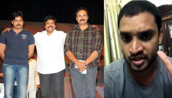 director,shocking comments,mega brothers,director vijay chowdary,balayya vs nagababu,tollywood  ఇండస్ట్రీకి మెగా బ్రదర్స్ ఏమైనా కింగ్లా!?