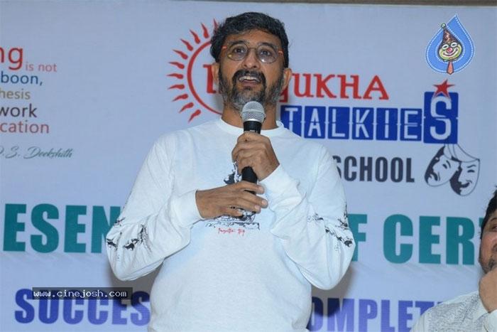 director teja,mayukha talkies,sensational comments,kamal haasan,rajinikanth,chiru,big b  నా దృష్టిలో కమల్ గొప్ప నటుడు కాదు: తేజ