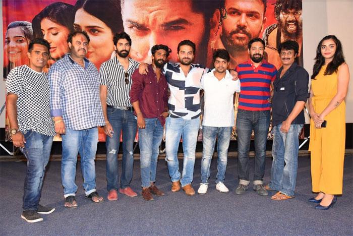 falaknuma das,success meet,viswak sen  'ఫలక్నుమా దాస్ 2'తో షాకిస్తాడట..!