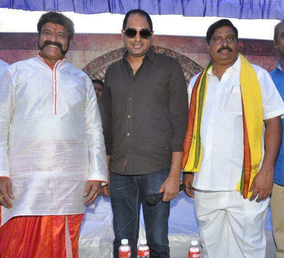 gautamiputra satakarni movie,balakrishna 100 movie,gautamiputra satakarni movie opening,22nd april gautamiputra satakarni opening,balakrishna,director krish  22న గౌతమీ పుత్ర శాతకర్ణి ప్రారంభం!