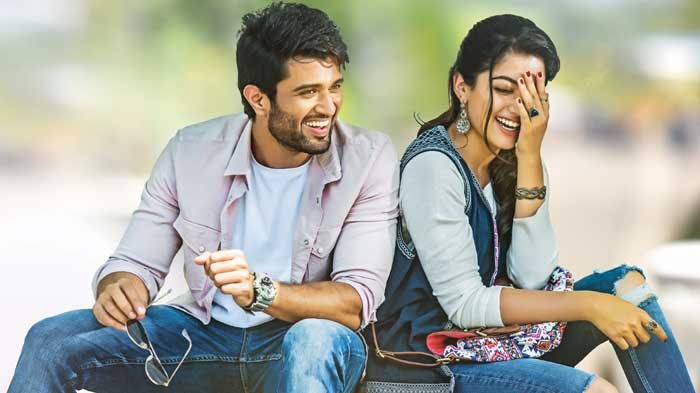 telugu movie geetha govindam,geetha govindam movie review,geetha govindam review in cinejosh,geetha govindam cinejosh review,vijay devarakonda in geetha govindam  సినీజోష్‌ రివ్యూ: గీత గోవిందం