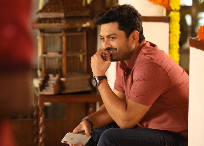 entha manchi vaadavuraa movie,kalyan ram,gujarathi film,oxygen,sathish vegesna  'ఎంత మంచివాడవురా!' కథ అదేనా?