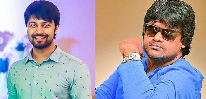 harish shankar,kalyaan dhev,vijetha,gabbar singh director,mega hero  హరీష్.. 'దాగుడుమూతలు' ఏమైంది..?
