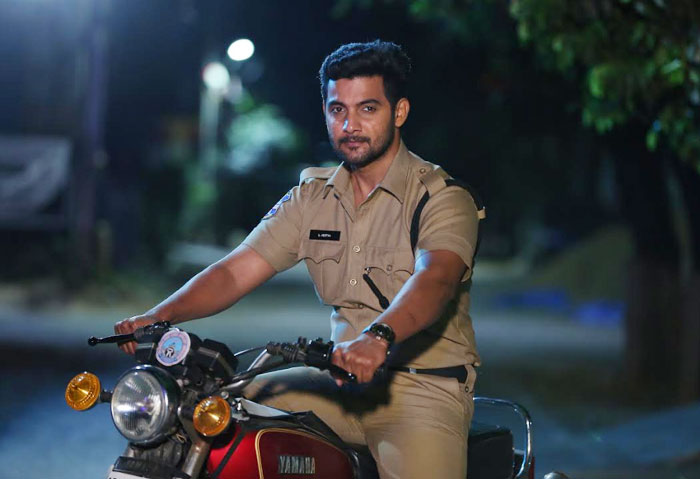 dynamic hero,aadi saikumar,mahankali movies,black  'బ్లాక్'గా రాబోతున్న ఆది సాయికుమార్