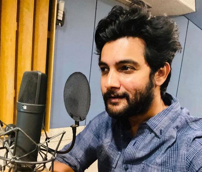 sashi,hero aadi saikumar,srinivas naidu nadikatla,sashi movie latest update  'శశి' చిత్ర డబ్బింగ్ పనులు ప్రారంభం!
