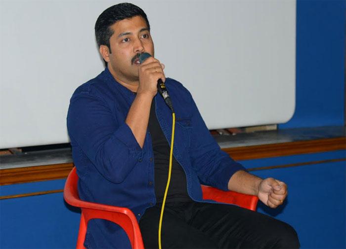 hero jai akash,claims,puri jagannath,ismart shankar  'ఇస్మార్ట్ శంకర్' కాన్సెప్ట్ నాదేనంటున్న హీరో!