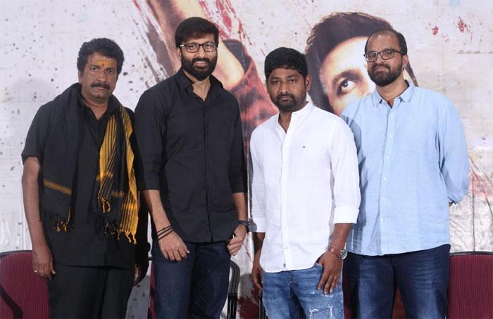 gopichand,chanakya,movie,press meet,details  'చాణక్య' అందరికీ నచ్చుతుంది: గోపీచంద్