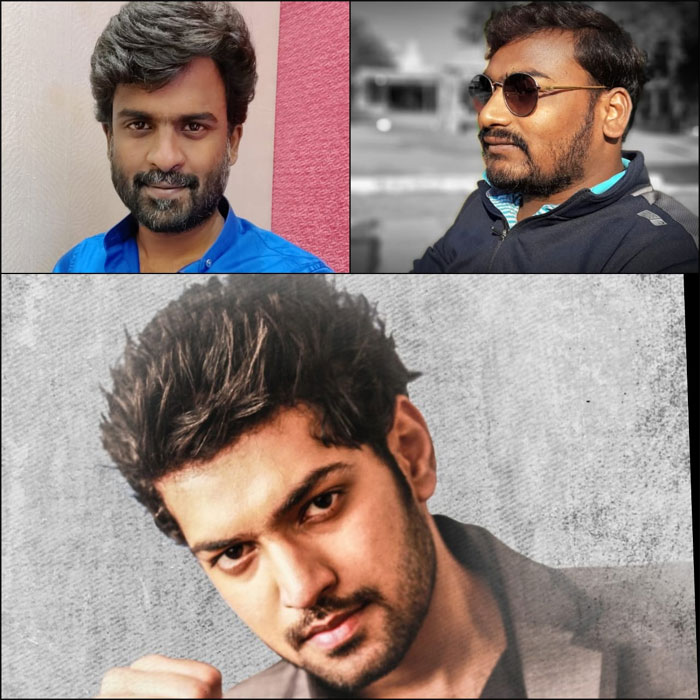 hero karthik raju,new films,surya ashwin varma,rajinikanth yanna,karthik raju  రెండు డిఫరెంట్ చిత్రాలకు సైన్ చేసిన కార్తిక్ రాజు