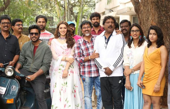 sundeep,tenali ramakrishna babl,movie,release,press meet  'తెనాలి రామకృష్ణ'.. 2గంటలు నవ్విస్తాడంట!
