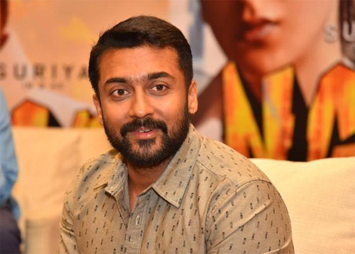 suriya,ngk,ys jagan,suriya interview,hero suriya,tamil hero suriya,ngk movie  వైఎస్ జగన్ సక్సెస్ఫుల్ పొలిటీషియన్: సూర్య