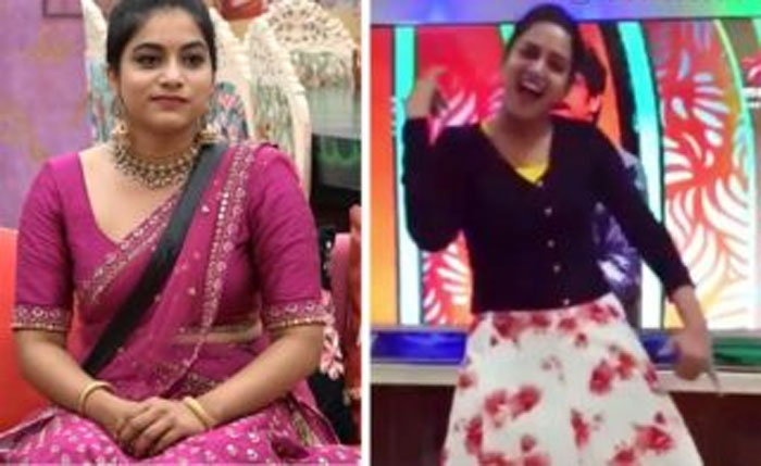 himaja,happy,punarnavi,elimination,bigg boss  పునర్నవి అవుట్.. హిమజ పిచ్చ హ్యాపీ..!