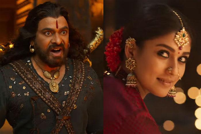 important,scenes,hide,sye raa,trailer  'సైరా' ట్రైలర్లో వీటిని టచ్ చేయలేదేంటి?