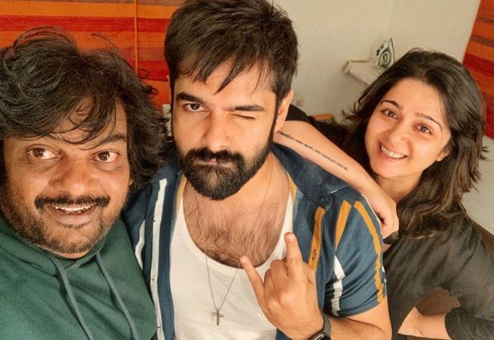 ram,vijaya deverakonda,puri jagannadh,ismart shankar,ram and puri,ismart shankar movie  'ఇస్మార్ట్ శంకర్' ఎవరు చేయాల్సిన మూవీ అంటే