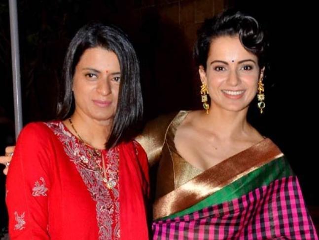 kangana ranaut,rangoli,karan johar,film fare awards  మూవీ రిలీజ్ కాకుండానే అవార్డులు ఇచ్చుకోండి!