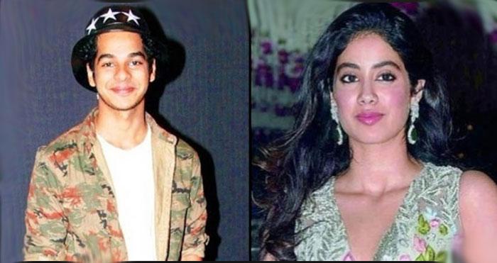 janhvi kapoor,ishaan khattar,dhadak movie,leaked,ban phones  జాన్వి సినిమా సీన్స్ లీక్ అయ్యాయి..!
