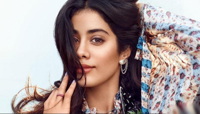 janhvi kapoor,magazine,vogue india,sridevi  అమ్మ ఆఖరి స్పర్శ అదే: జాన్వికపూర్!