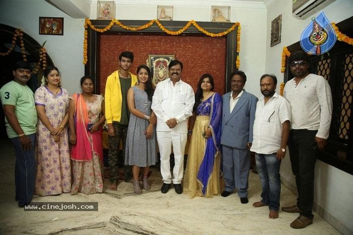 jigel raja movie,jigel raja movie opening,anvesh,sarika,madhavi kesani  'జిగేల్ రాజా' షూటింగ్ స్టార్ట్ చేశారు