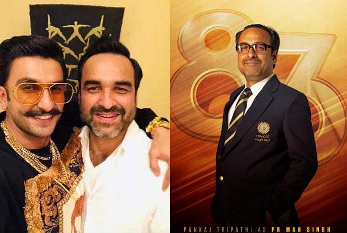 kabir khan,pr man singh,pankaj tripathi,83 movie,thoughts  పి.ఆర్. మాన్సింగ్ పాత్రే ముఖ్యం: కబీర్ఖాన్
