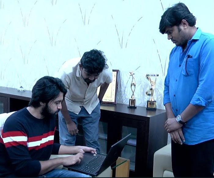 hero,kalyaan dhev,watch,shukra,movie,glimpse  'శుక్ర' గ్లిమ్స్పై మెగా అల్లుడి ప్రశంసలు