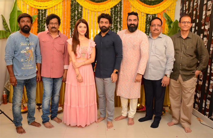 hero kalyan ram,new movie,aditya music,sathish vegesna  కళ్యాణ్ రామ్ కొత్త చిత్రం మొదలైంది