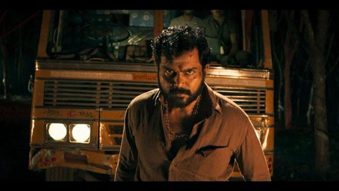 karthi,khaidi,movie,trailer,released  ట్రైలర్తోనే సెన్సేషన్ క్రియేట్ చేస్తున్న 'ఖైదీ'