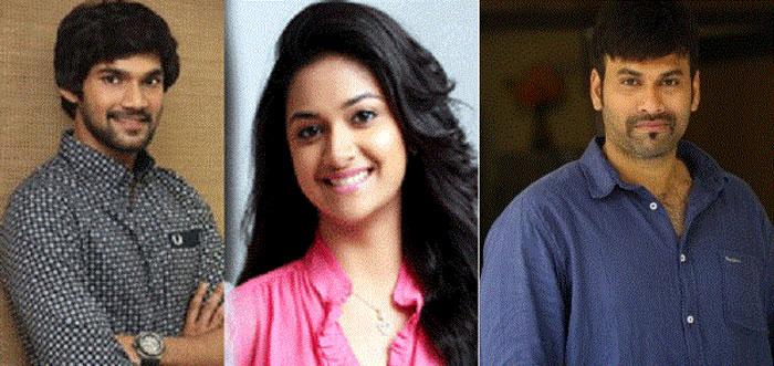 bellamkonda srinivas,new movie,heroine,keerthy suresh,confirmed,omkar  మరో టాప్ హీరోయిన్ ని సెట్ చేస్తున్నాడు!
