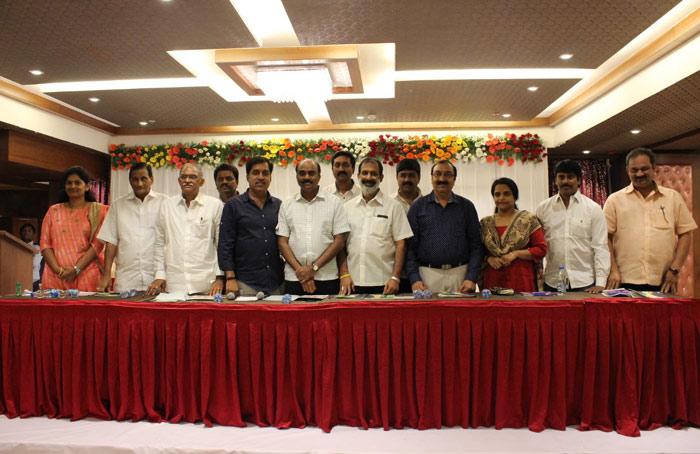 kl narayana,fncc,film nagar cultural center,fncc president  ఫిలింనగర్ కల్చరల్ సెంటర్ అధ్యక్షుడు ఈయనే!