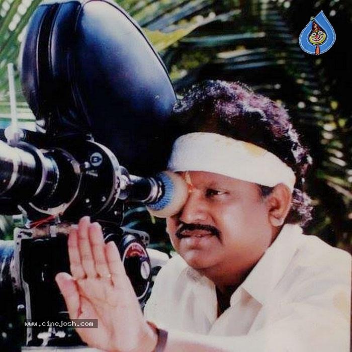 kodi ramakrishna,death anniversary,director,dasari,chiranjeevi,balakrishna  కోడి రామకృష్ణ .. గురువుకి తగ్గ శిష్యుడు
