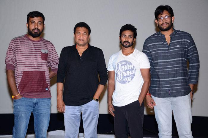 krishna rao supermarket,success meet,comedian gowtham raju son,tollywood  'కృష్ణారావ్ సూపర్మార్కెట్' సక్సెస్ మీట్