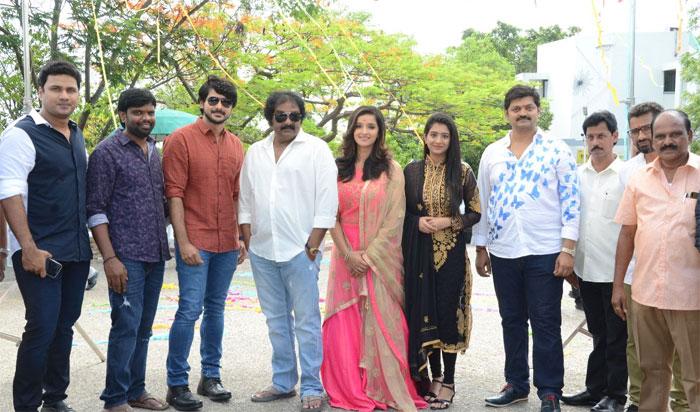 mahalakshmi movie makers,production no 2,new movie,opening,details  మహాలక్ష్మి మూవీ మేకర్స్ 2వ చిత్రం స్టార్టయింది