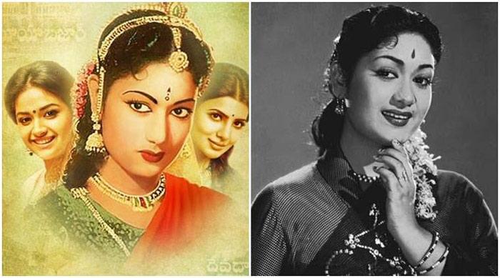 naga ashwin,mahanati,savitri daughter,rights  సావిత్రి వారసురాలికి డబ్బేమీ ఇవ్వలేదా..?
