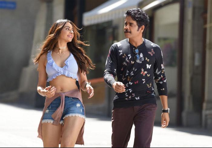manmadhudu 2,movie,latest,update  'మన్మథుడు 2' స్టేటస్ ఇదే..!