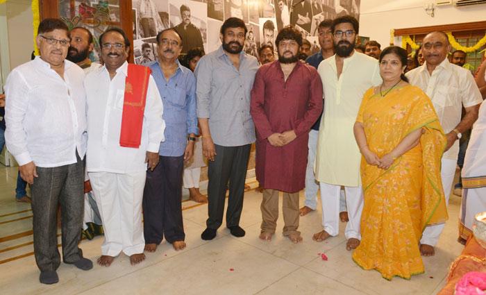chiranjeevi,chiru151,ram charan,august 22,motion poster,chiranjeevi birthday  మెగా ఫ్యాన్స్ నిరాశోద్దు. మీది మీకే వుంది..!