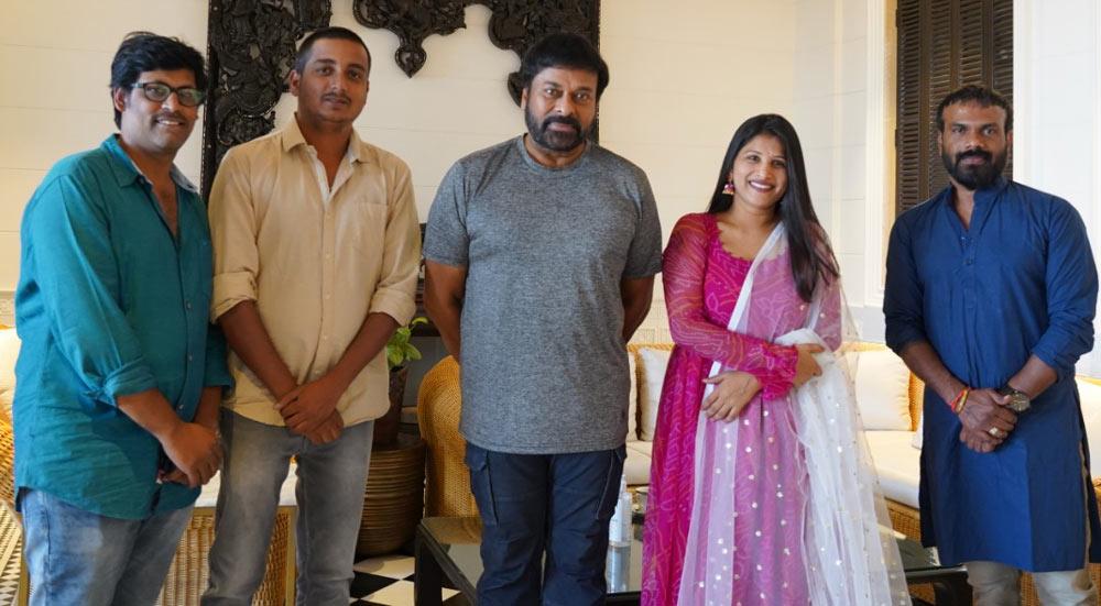 singer mangli,yogi tatvam song,mega star chiranjeevi  మంగ్లీ యోగితత్వం ను రిలీజ్ చేసిన మెగాస్టార్