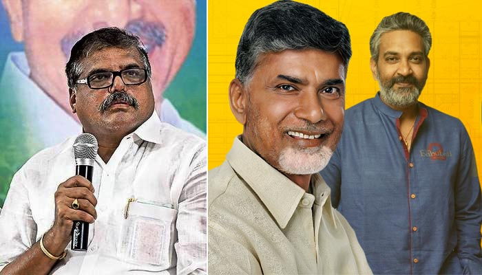 minister botsa satyanarayana,jakkanna,rajamouli,amaravathi designs  జక్కన్నపై మంత్రి బొత్స సంచలన వ్యాఖ్యలు!