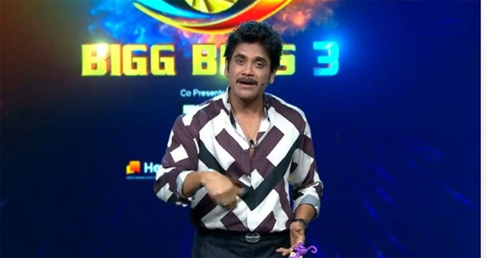 nagarjuna,serious,warning,bigg boss,house  ఫాల్తు మాటలొద్దు.. నాగ్ సీరియస్ వార్నింగ్!