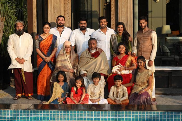 nawab trailer,nagarjuna,tremendous response  'నవాబ్' ట్రైలర్కు ట్రెమెండస్ రెస్పాన్స్