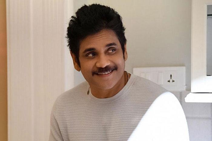 nagarjuna,comedy,highlight,manmadhudu 2 movie  నాగ్ కడుపుబ్బా నవ్విస్తాడట..!