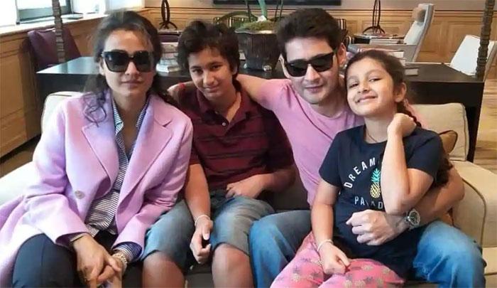 namrata shirodkar,actress,mahesh babu wife,chit chat,live,netizens  పెళ్లి, పిల్లలు మధురక్షణాలంటున్న నమ్రత!