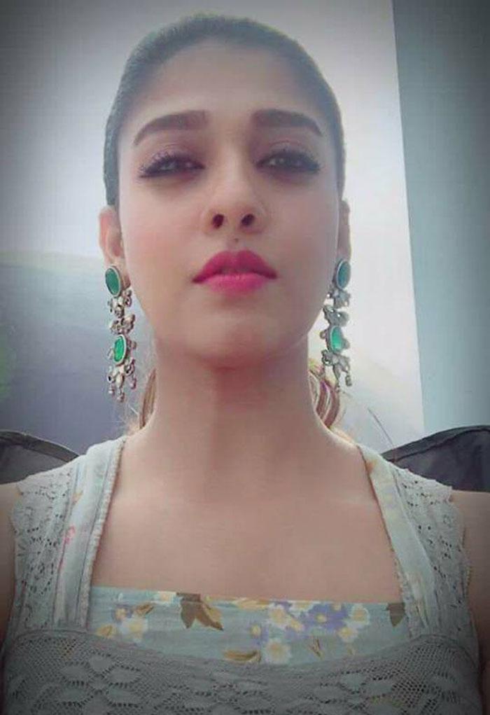 nayanthara,slim look,hulchal,social media  వావ్.. నయన్ లుక్ అదుర్స్..!