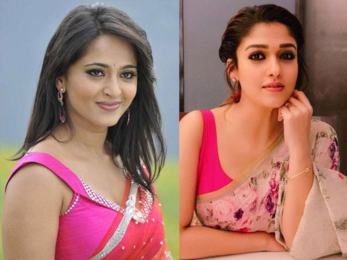 star heroines,anushka,nayanatara,remuneration,tollywood,movies  నయన్ టాప్.. తర్వాత ప్లేస్లో అనుష్క!